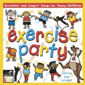 Album artwork for EXERCISE PARTY