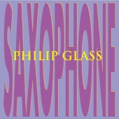Album artwork for Glass: Saxophone