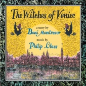Album artwork for THE WITCHES OF VENICE