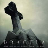 Album artwork for DRACULA: SOLO PIANO MUSIC