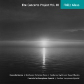 Album artwork for Glass: The Concerto Project, Vol.III