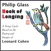 Album artwork for Glass: Book of Longing