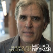 Album artwork for Reisman: Philip Glass Soundtracks