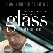Album artwork for Glass: A Portrait of Philip in Twelve Parts (OST)