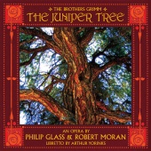 Album artwork for Glass, Moran: The Juniper Tree