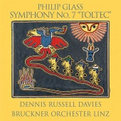 Album artwork for Philip Glass: Symphony no. 7