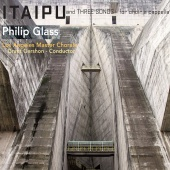 Album artwork for Philip Glass: Itaipu