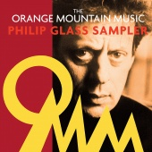 Album artwork for The Orange Mountain Music Philip Glass Sampler