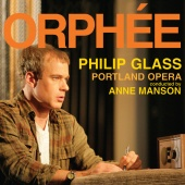 Album artwork for Philip Glass: Orphée / Manson