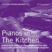 Album artwork for Pianos in the Kitchen