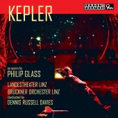 Album artwork for Philip Glass: Kepler