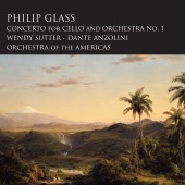 Album artwork for Glass: Concerto for Cello and Orchestra No. 1