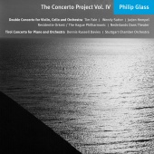 Album artwork for Philip Glass: The Concerto Project, Vol.IV