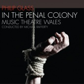 Album artwork for Philip Glass - In the Penal Colony