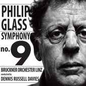 Album artwork for Philip Glass: Symphony No. 9