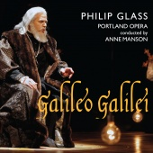 Album artwork for Glass: Galileo Galilei / Manson
