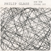 Album artwork for Glass: How Now Strung Out / Debut Concert 1968