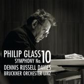 Album artwork for Glass: Symphony #10
