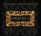 Album artwork for Dracula - Philip Glass & Kronos Quartet