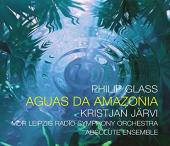 Album artwork for Glass: Aguas da Amazonia / Jaarvi