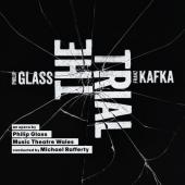 Album artwork for Glass: The Trial, an opera in two acts