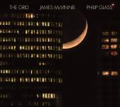 Album artwork for Glass: The Grid / James McVinnie