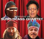 Album artwork for Introducing the Suso / Glass Quartet