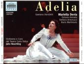 Album artwork for Donizetti: Adelia / Devia, Neschling