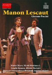 Album artwork for Puccini: MANON LESCAUT