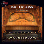 Album artwork for Bach & Sons