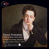 Album artwork for Schubert: Works for Piano