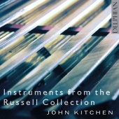 Album artwork for Instruments from the Russell Collection vol.1