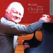 Album artwork for Wilde Plays Chopin at the Wigmore Hall