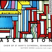 Album artwork for Ascension / Choir of St. Mary's
