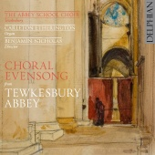 Album artwork for Choral Evensong from Tewkesb