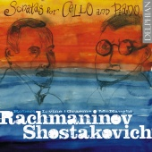 Album artwork for Shostakovich: Sonatas for Cello And Piano