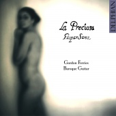 Album artwork for La Preciosa - Guitar music of Sanz