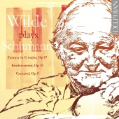 Album artwork for Wilde plays Schumann