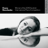 Album artwork for Oxana Shevchenko / 2010 Scottish International Pia