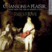 Album artwork for Chansons a Plaisir: Music from the time of Adrian