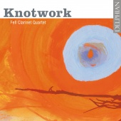 Album artwork for Knotwork / Fell Clarinet Quartet