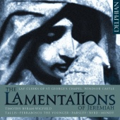 Album artwork for The Lamentations of Jeremiah