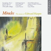 Album artwork for Miracles, The Music of Edward Harper