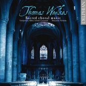 Album artwork for Weelkes: Sacred Choral Music