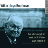 Album artwork for Wilde plays Beethoven