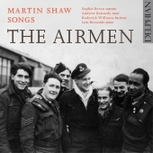 Album artwork for Martin Shaw Songs: The Airmen