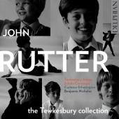 Album artwork for John Rutter: The Tewkesbury Collection