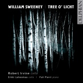 Album artwork for Sweeney: Tree O'Licht. Irvine, Lahesmaa, Pavri