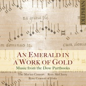 Album artwork for Emerald in a Work of Gold: Music from the Dow Part