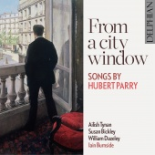 Album artwork for Parry: From a City Window